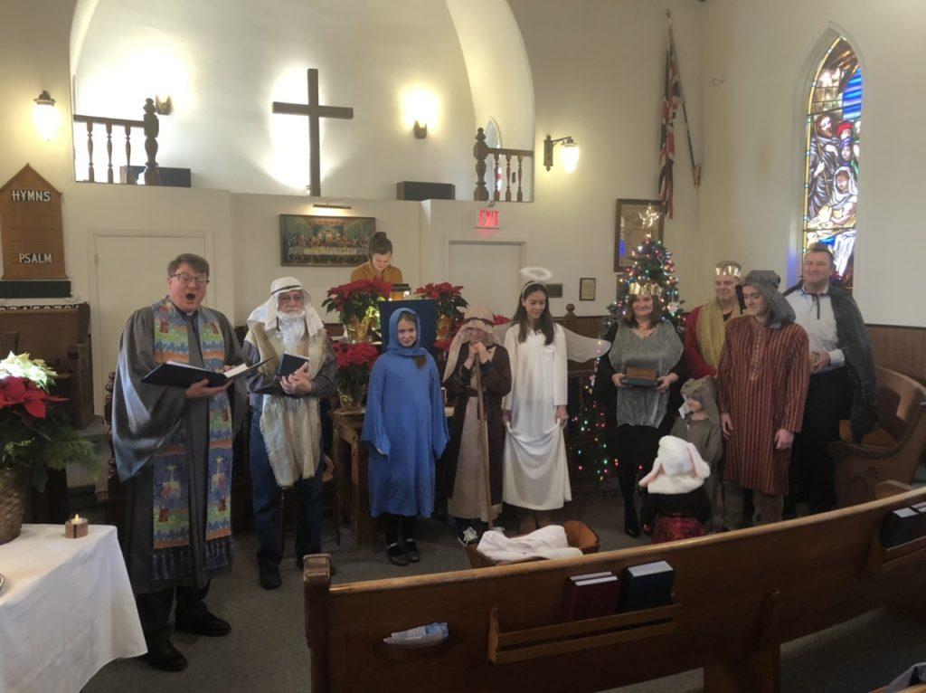 Way to Bethlehem Christmas Service